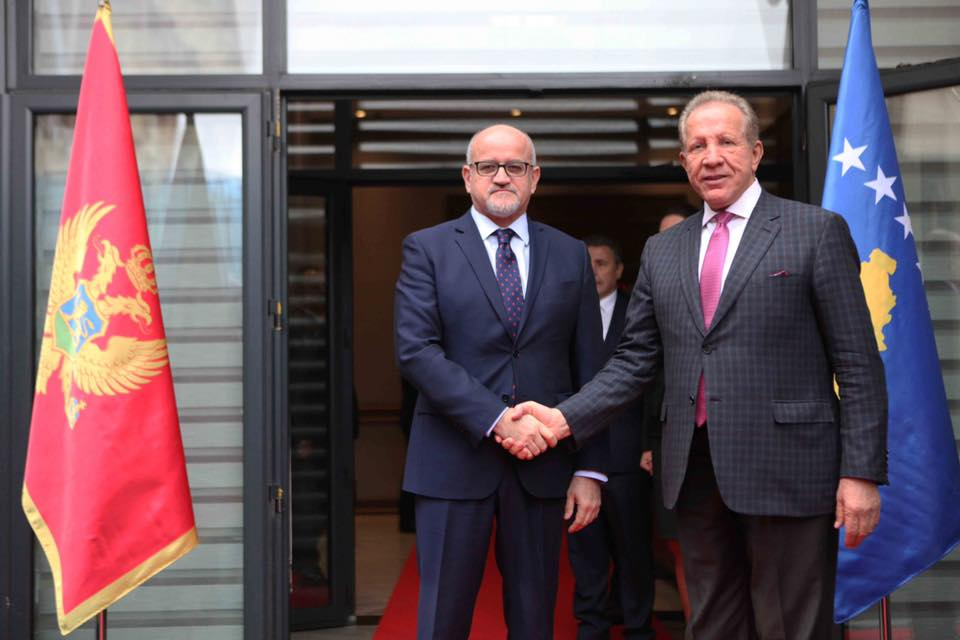 Montenegro will back any agreement that Kosovo and Serbia will reach