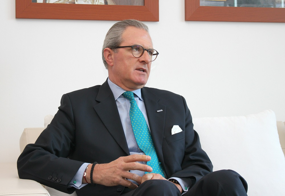 IBNA Interview with the Head of the OSCE Mission to Skopje, Ambassador Clemens Koja