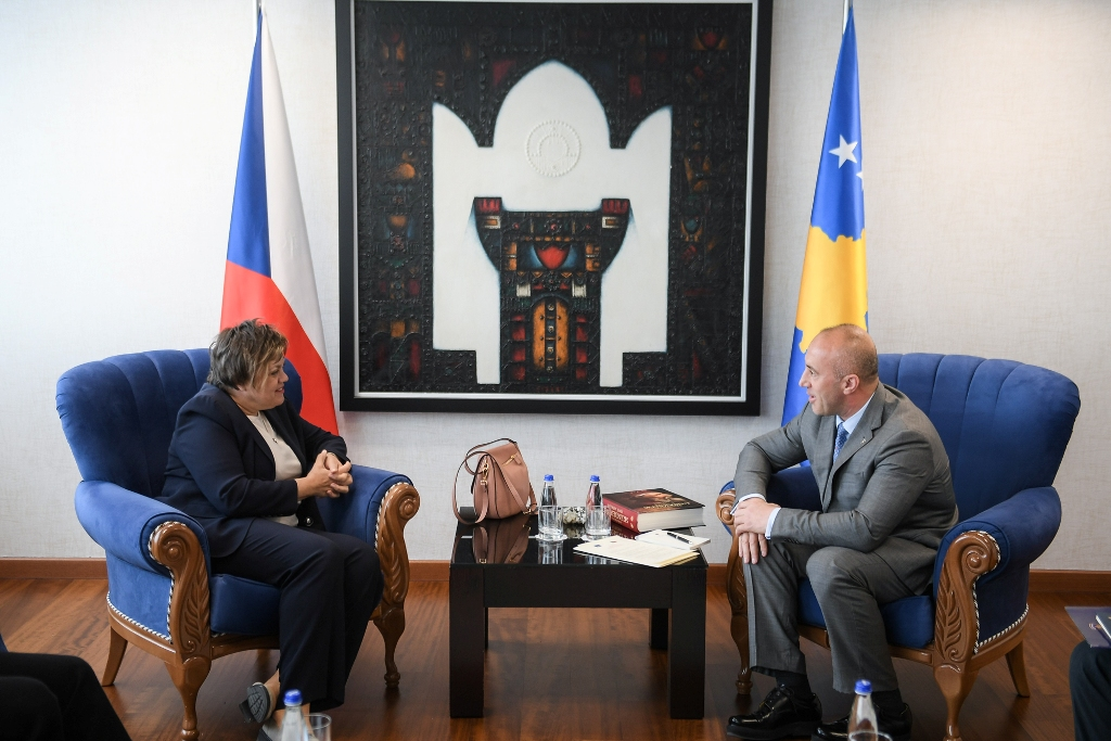 """Kosovo is committed to building good neighbouring relations"""