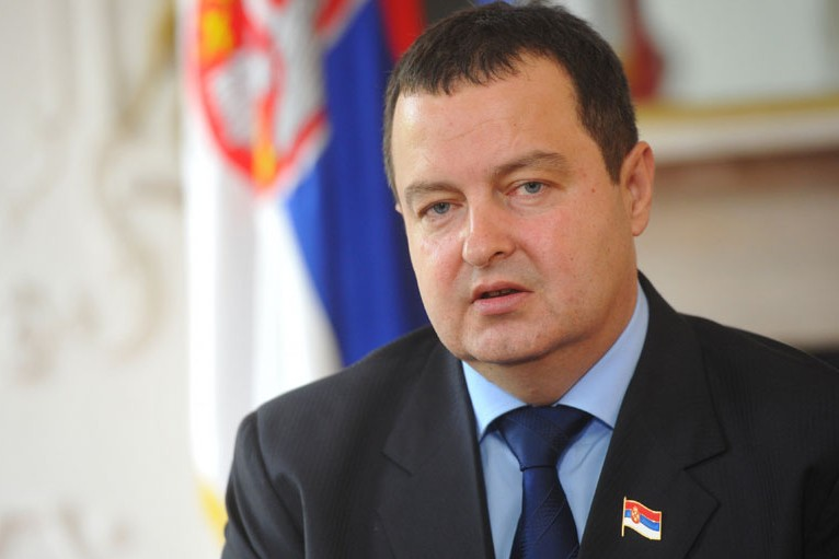 "Dacic rebuffs the ""two Germany"" model for the Kosovo issue"
