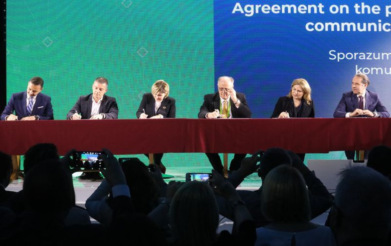 Regional Roaming Agreement signed in Belgrade