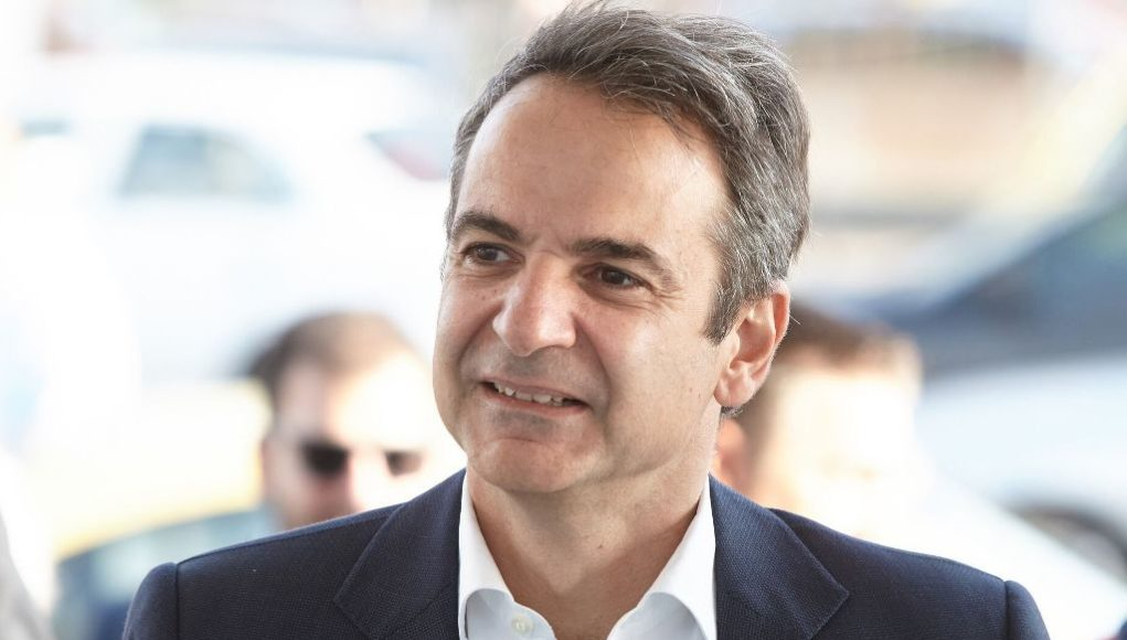 Mitsotakis confident of resounding European election win