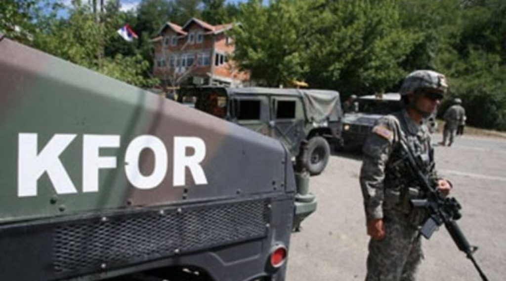 KFOR announces other exercises in the north of Kosovo