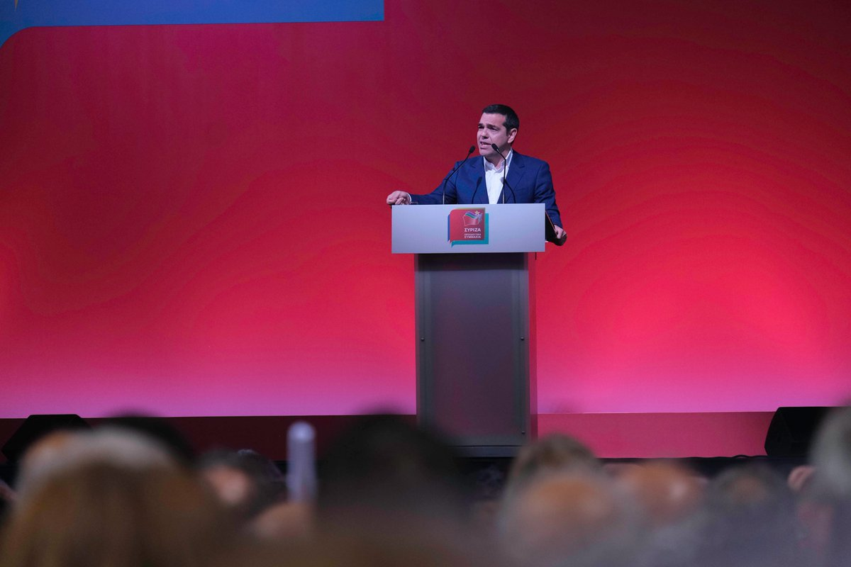 Progressive Alliance takes shape as Tsipras welcomes new members
