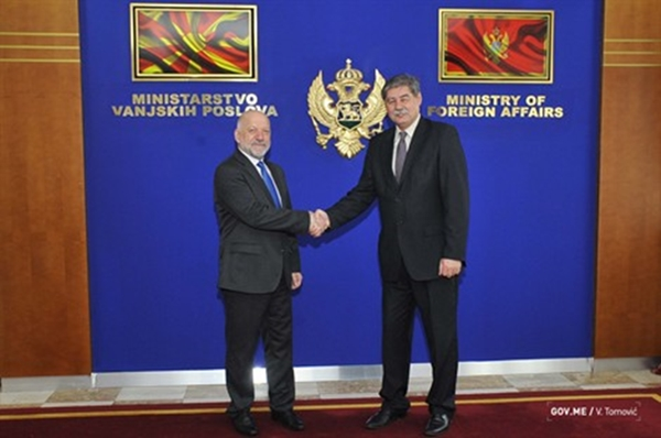 Montenegro and North Macedonia hold the 7th political consultations