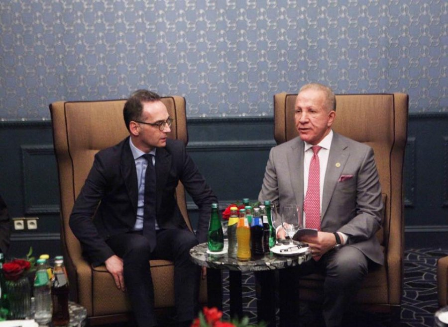 Germany affirmed its support for Kosovo's visa liberalization, says Pacolli