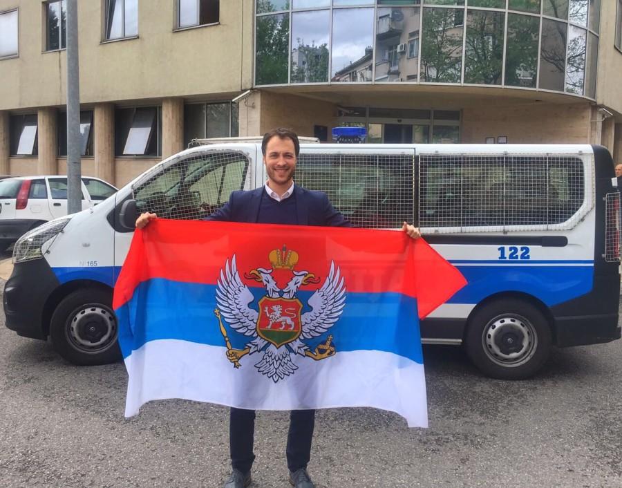 Democratic Front condemns Milačić's interrogation