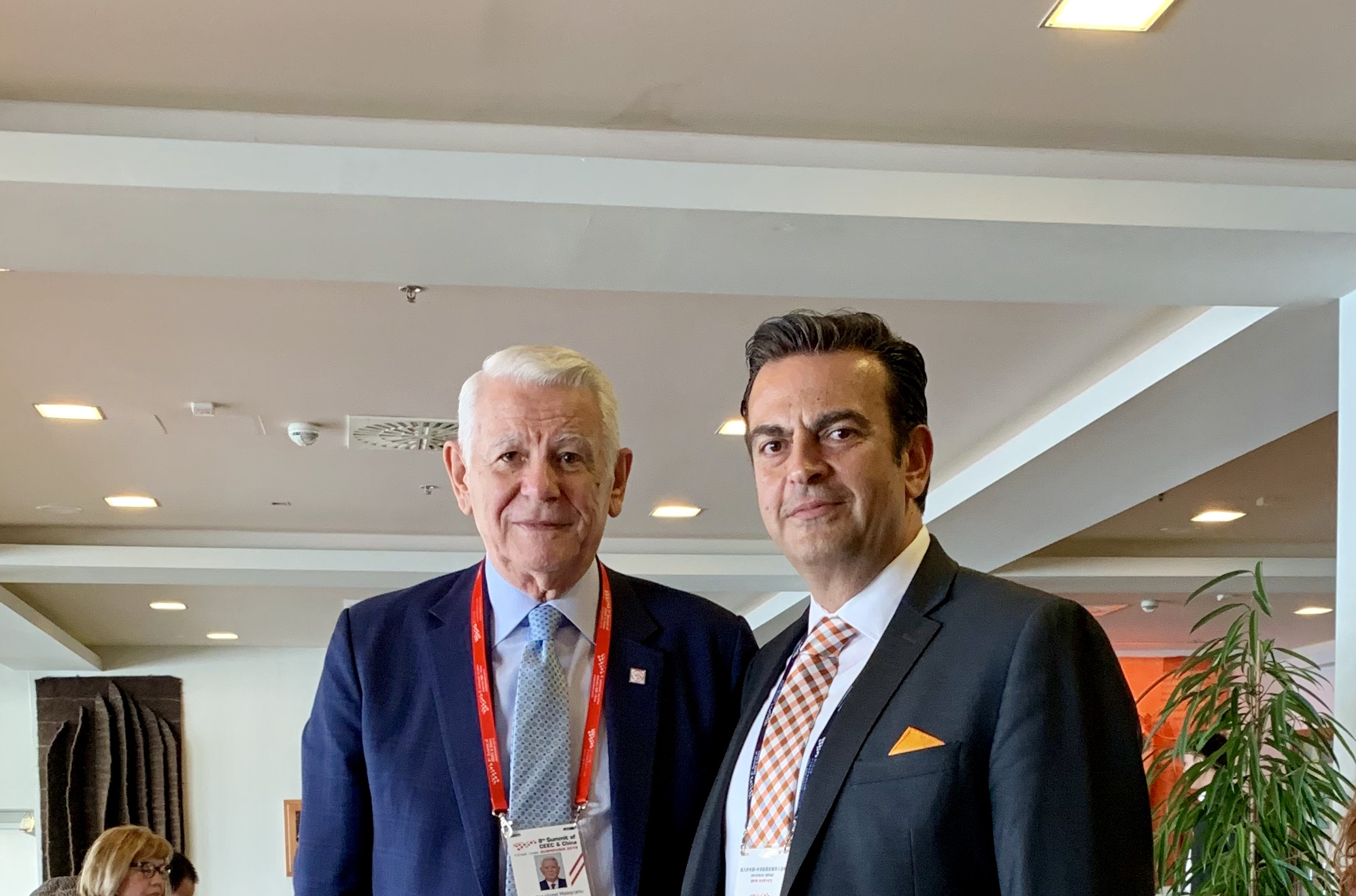 IBNA/ Meleșcanu: I am very grateful for the effort of Greece and North Macedonia
