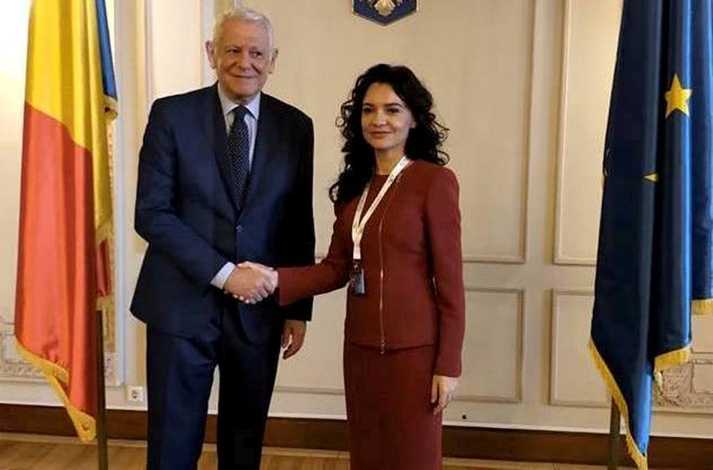 Romanian presidency offers its support for Albania's opening of accession talks