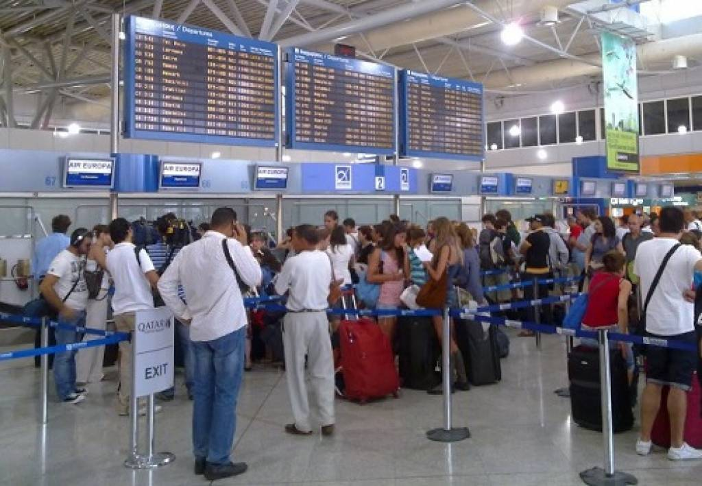 Traffic in Greek airports up by 9% in the first quarter – Over 6.8 million passengers