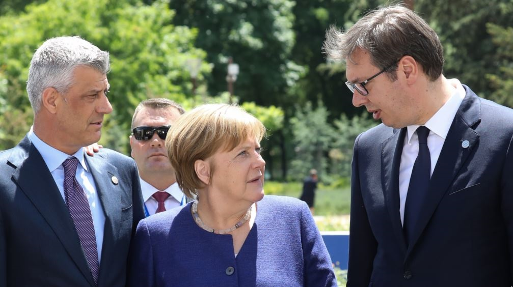 What is the Berlin conference expected to yield?