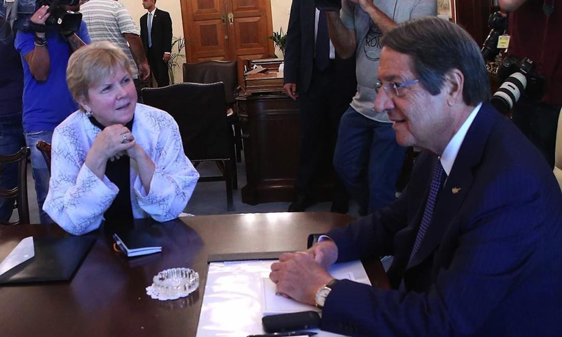 DISY-AKEL welcome the Guterres report – DIKO is challenging Guterres