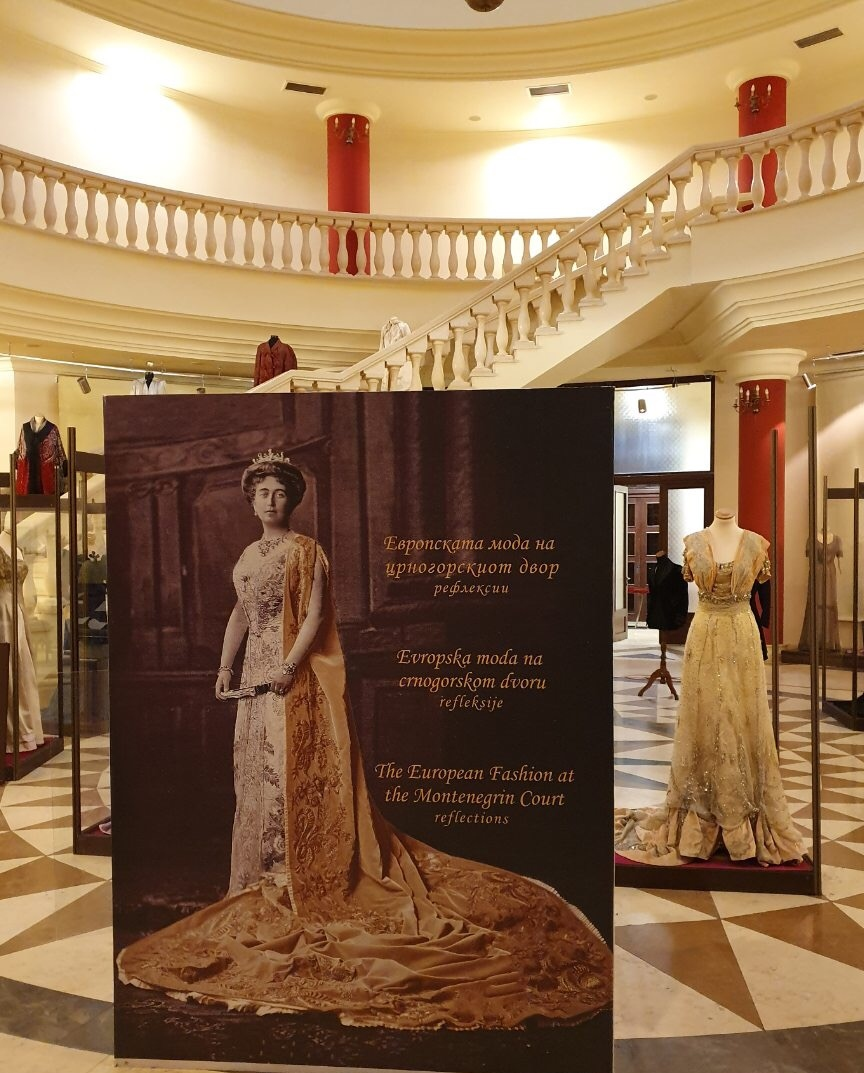 An exhibition of the National Museum of Montenegro opened in Skopje