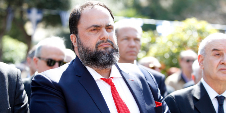 SYRIZA, New Democracy battle over Marinakis' attack on the government