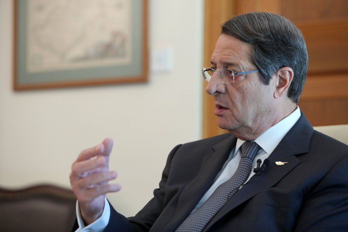 The hope that the UN Secretary-General leaves must be enhanced, Anastasiades says