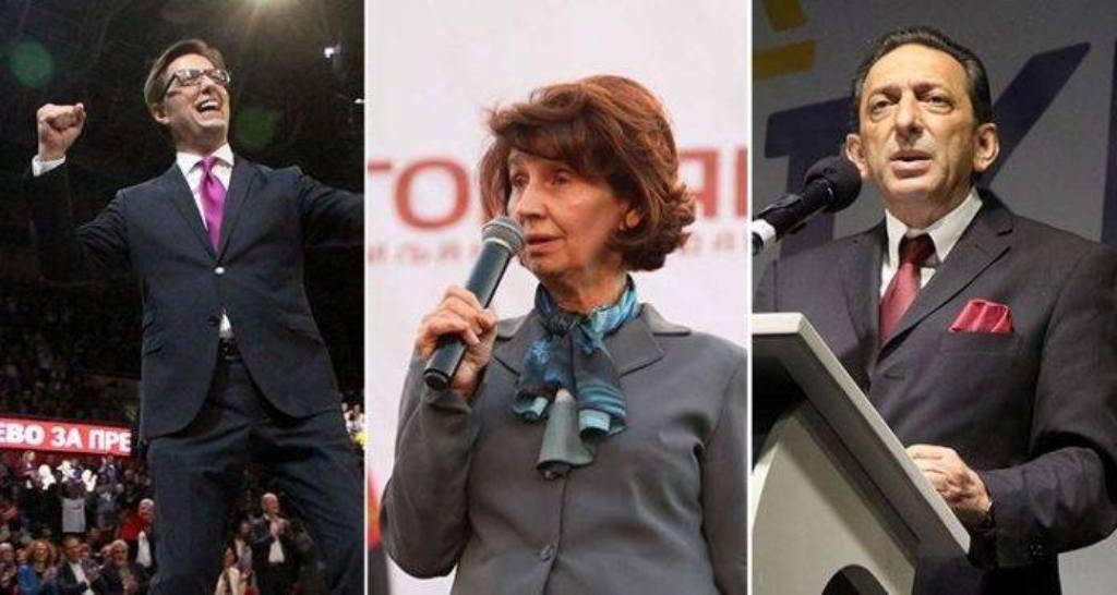North Macedonia: Pendarovski leads the polls by narrow margin