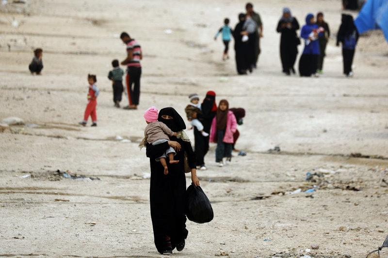 110 Kosovan nationals return from Syria