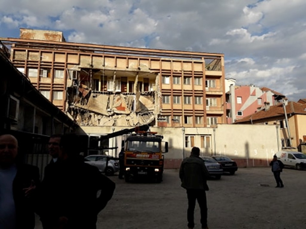 Kosovo: Growing concerns over lack of safety in construction sites