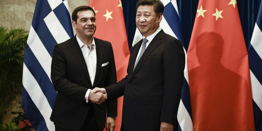 Alexis Tsipras to go to China for the 2nd One Belt One Road Forum