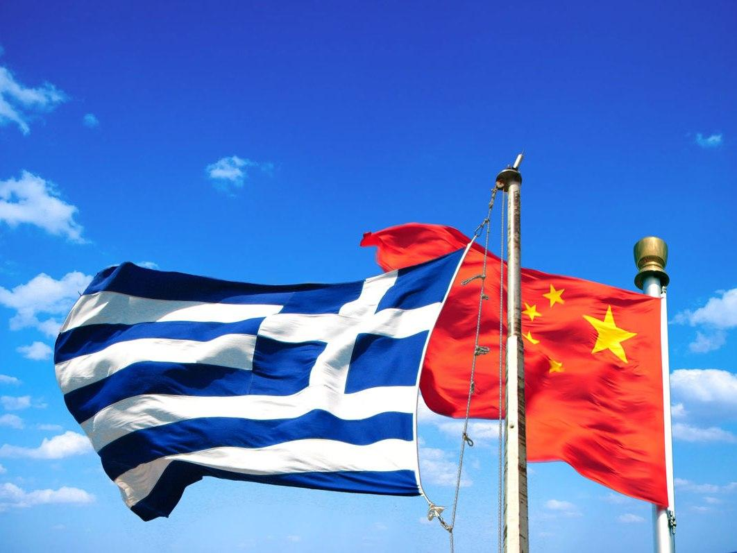 Economic interests of China and Greece are completely aligned, Katrougalos says
