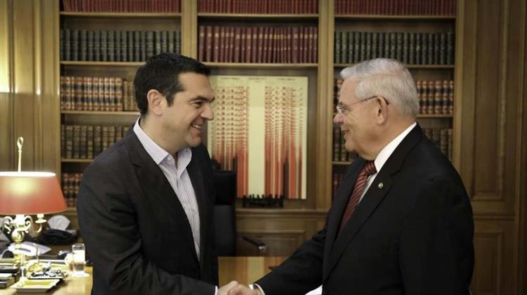 Energy at the heart of the Tsipras – Menendez meeting