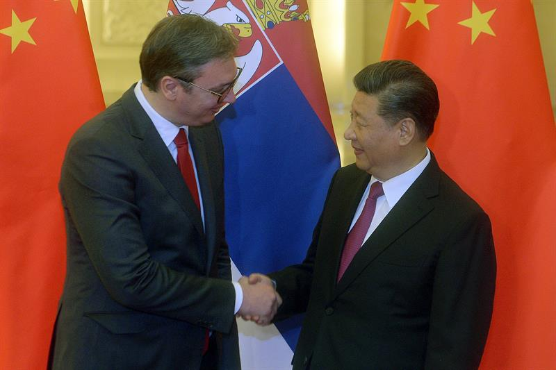 Vucic excited over his meeting with Xi