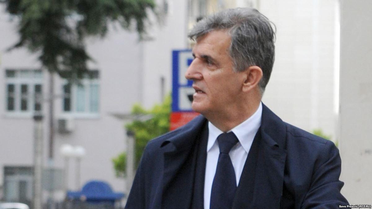 Montenegro demands Marović's extradition