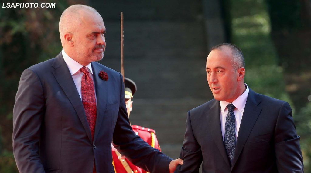 Rama and Haradinaj involved in polemics after Berlin Summit