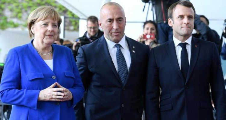 There will be no talks with Serbia without a framework agreement, says Kosovo's Haradinaj