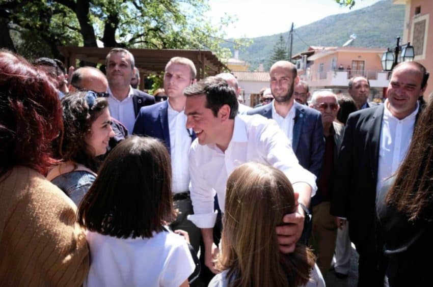 SYRIZA responds to ND change of agenda with fresh social measures and political campaigning