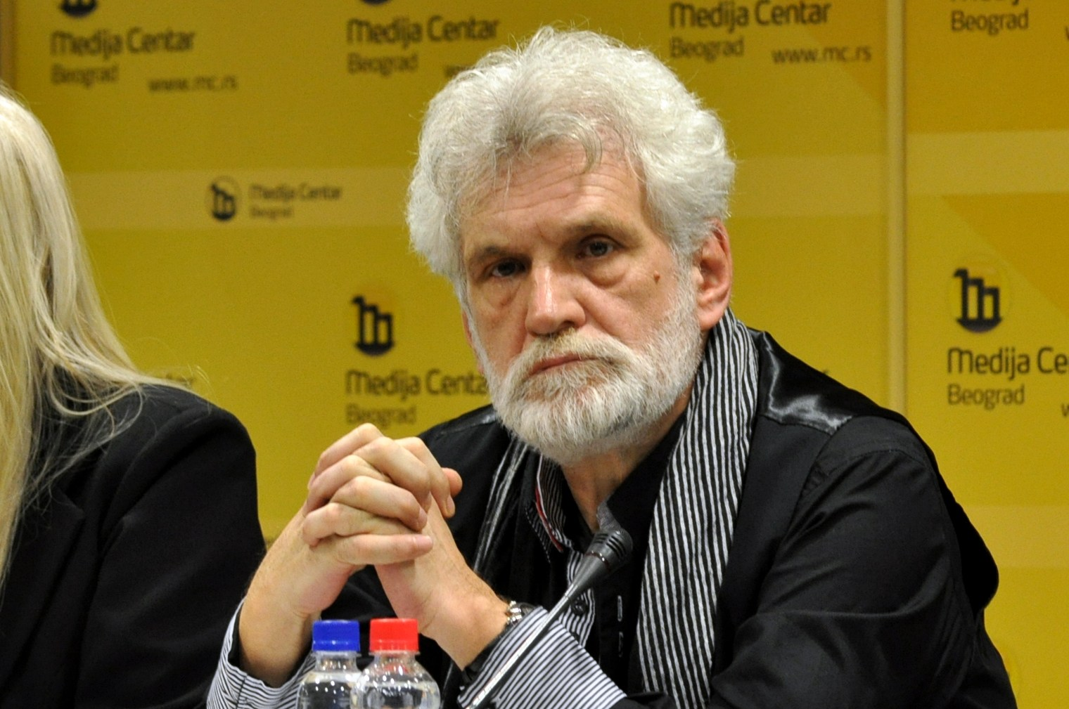 """The position of Serbian journalists is """"catastrophic"""""""