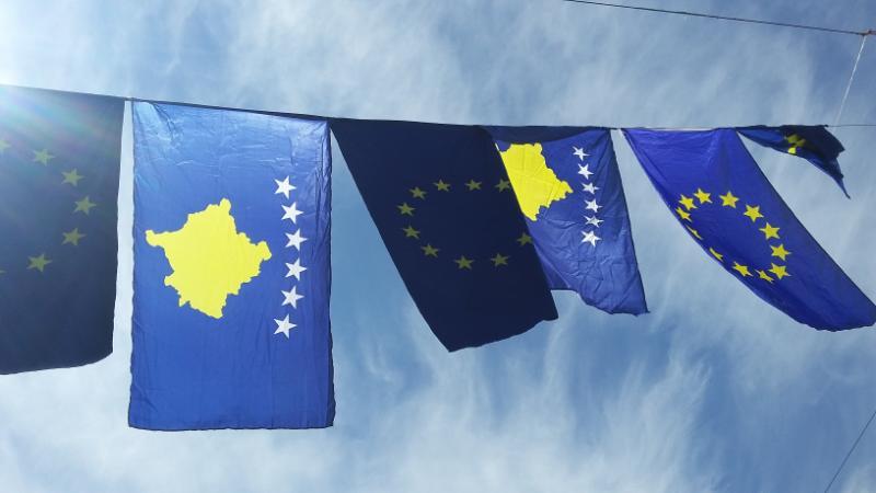 Kosovo celebrates Europe Day despite lack of perspective