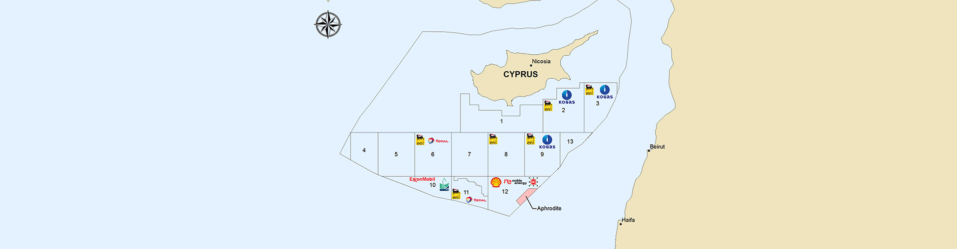 Cyprus: Block 7 to be given to French Total