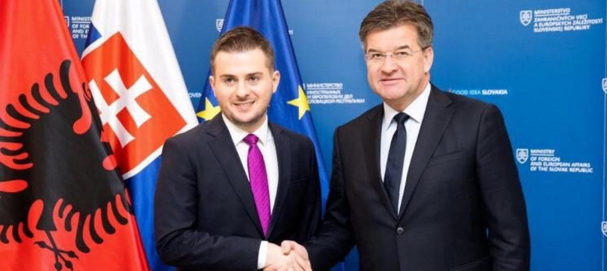 Slovakia supports Albania's integration path