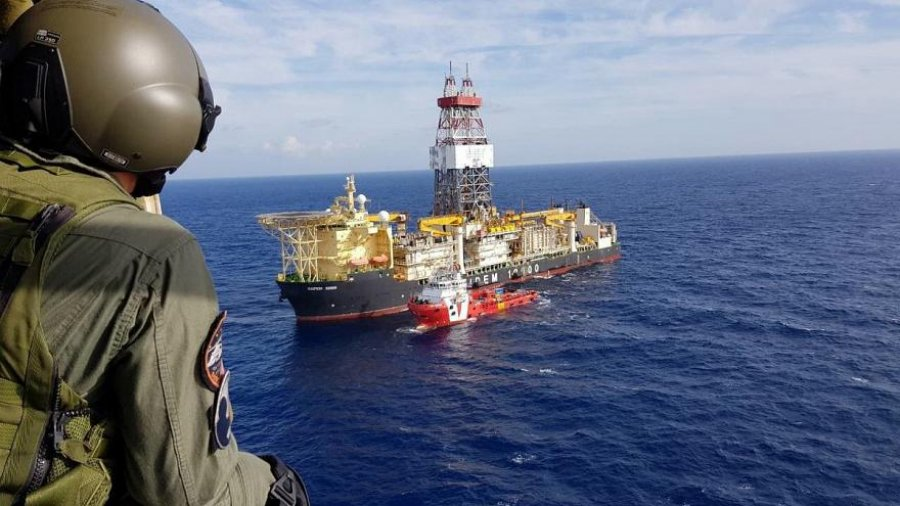 Energy giants Total and EMI expand their presence in the Cypriot EEZ