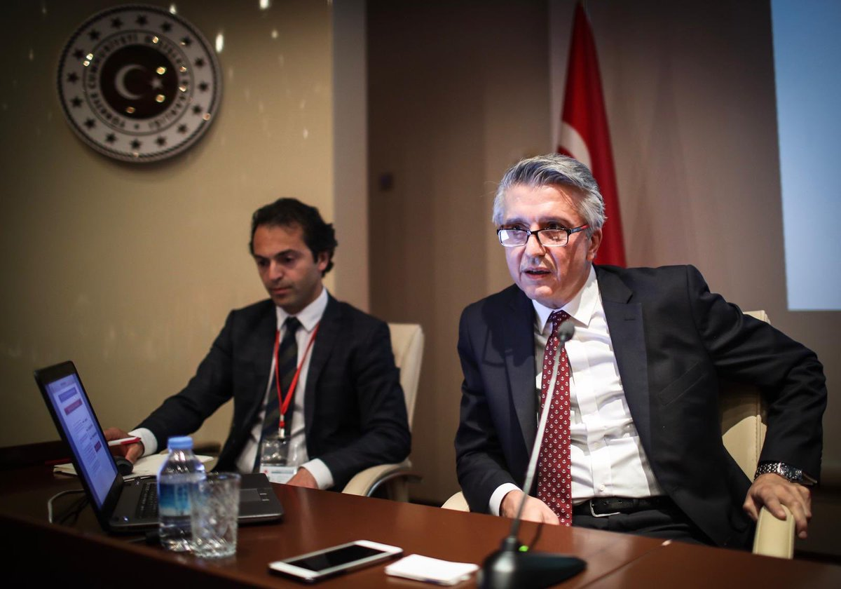 Exclusive/IBNA: The whole presentation of the Turkish positions for Eastern Mediterranean