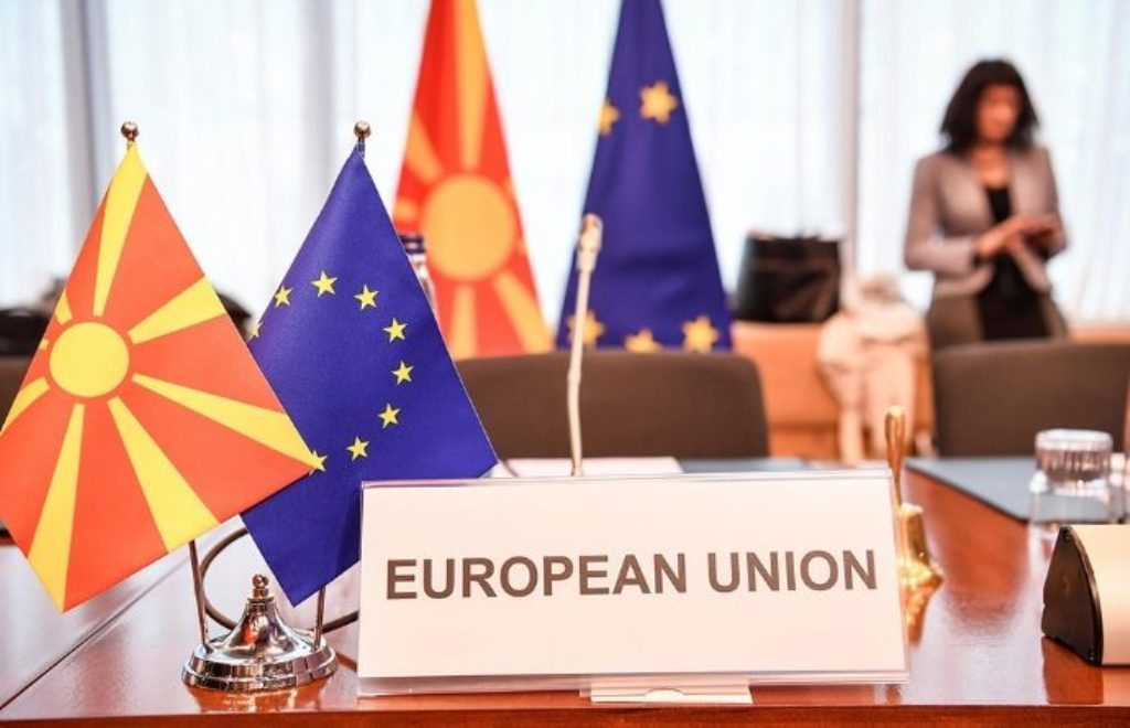 European Commission will recommend the opening of accession negotiations for North Macedonia, says Hahn