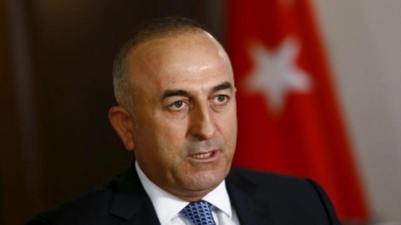 "Cavusoglu: ""Cyprus's natural gas should be transported through Turkey"""