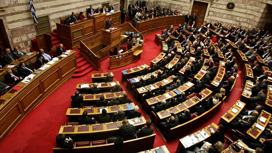 Relief measures approved in Greek parliament