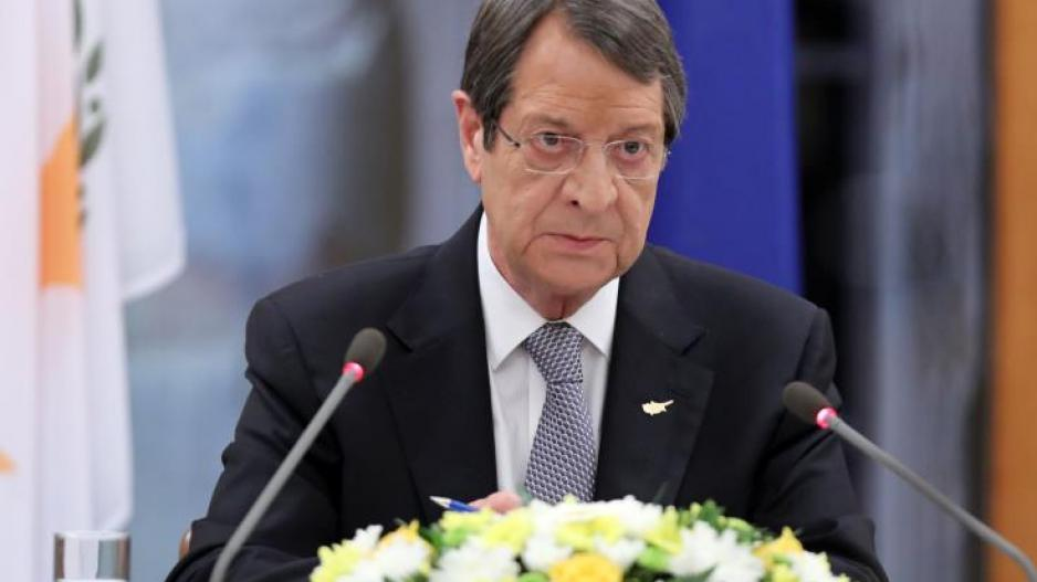 Anastasiades: We have just begun