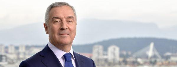 Đukanović congratulates Montenegro's Independence day