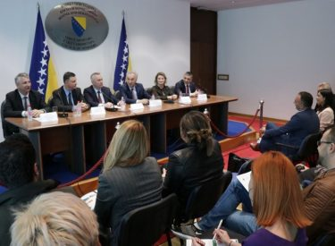 "BiH the first in the region to have ""GMO free"" products"
