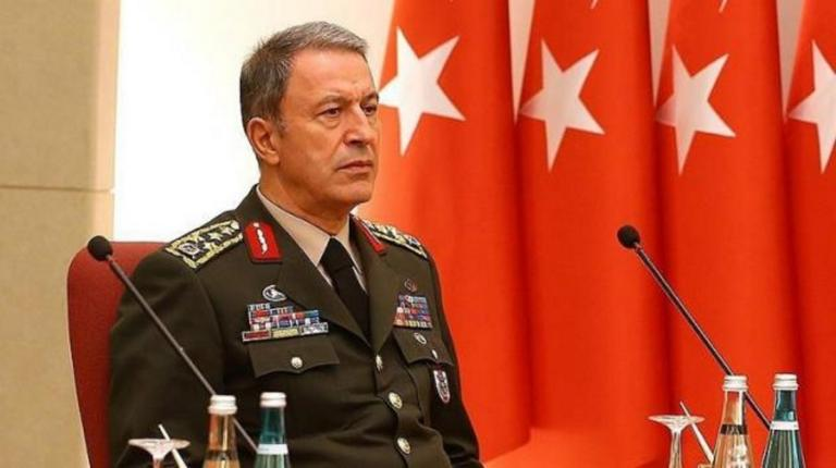 Hulusi Akar: In Athens we are discussing all issues for the Aegean, Cyprus and Eastern Mediterranean