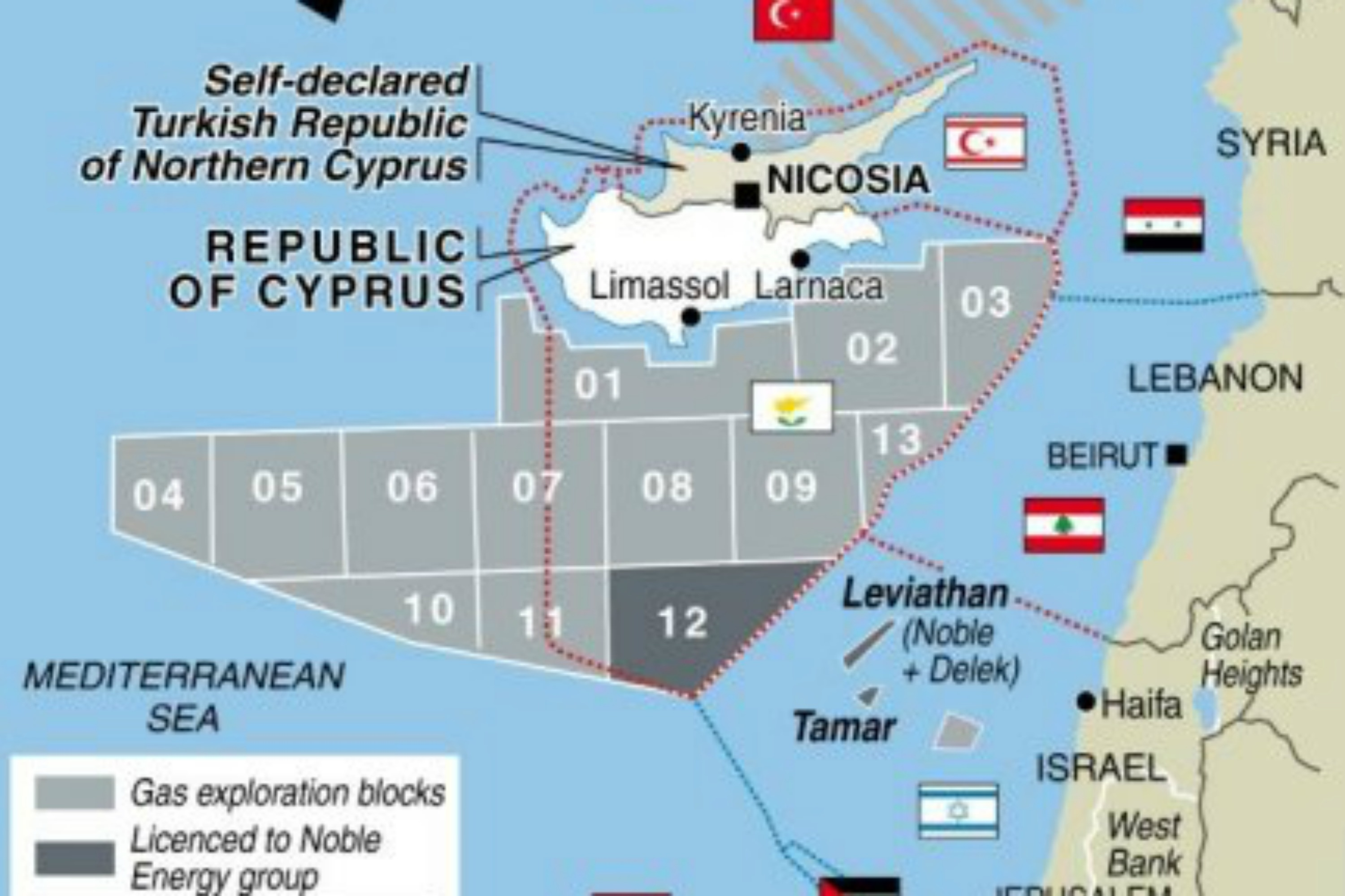 Nicosia has announced eight new drillings within the next 24 months