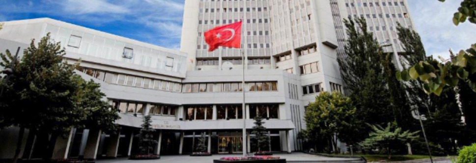 "Turkish MFA on the Arrest Warrants issued for Fatih: ""We will reply appropriately"""