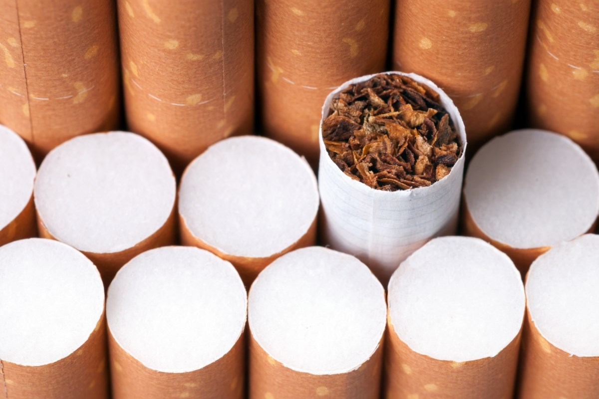 Cigarettes smuggling is the main form of organized crime in the Balkans