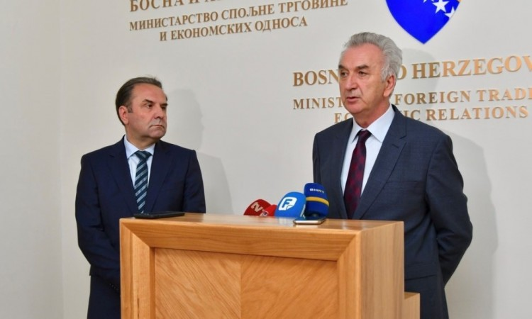 BiH and Serbia consider joint countermeasures against Kosovo