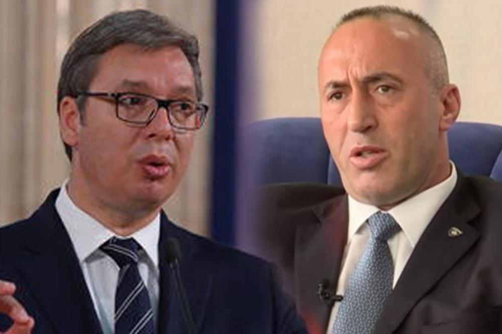 """""""Kosovo War"""" staged by Haradinaj and Vucic"""