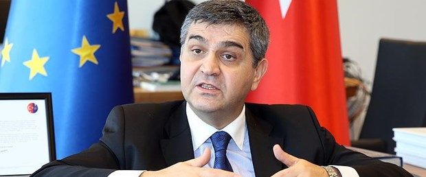 """Ankara to Brussels for Cyprus: """"You do not have the right to define the borders of your member countries"""""""