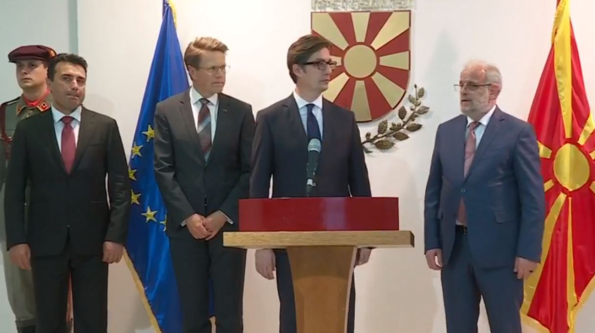 Optimism in North Macedonia following progress report
